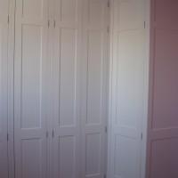 Frente armario esquina
