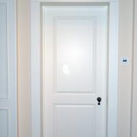 Puerta Lacado Blanco