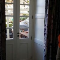 Balconera forrado interior