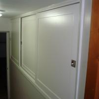 Frente de armario coredera