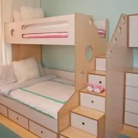Dormitorio Juvenil Escalera