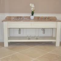 Mueble baño doble lavabo